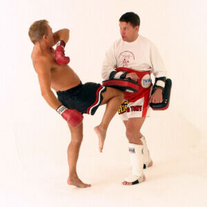 Muay Thai lessons